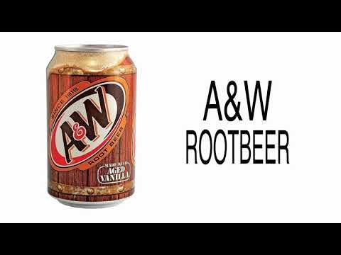 A&W rootbeer jingle