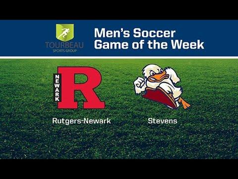 Livestream: Stevens vs. Rutgers-Newark - Men's Soccer - Oct 21