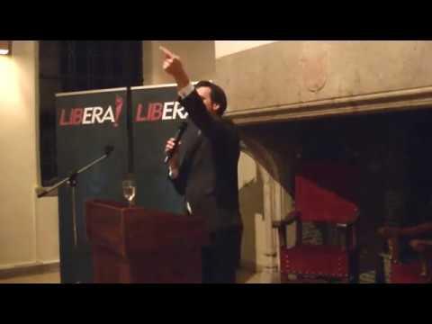 Thierry Baudet - Gustave de Molinari Lezing - Prijs voor de Vrijheid 2018