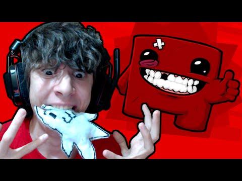 PERICOLO: INCAZZATURA ESTREMA!! - Super Meat Boy - #1