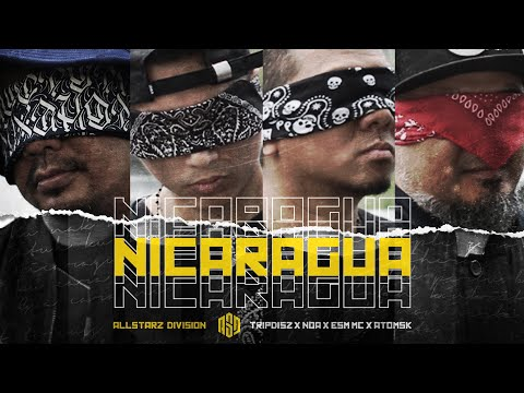 ALLSTARZ DIVISION | NICARAGUA (TRIPDISZ x NOA x ATOMSK x ESM MC)