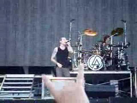 Linkin Park - Reading My Eyes @ Projekt Revolution, Munich (21.06.2008)