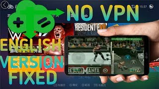 Cloud Games Mod NO VPN | English Version | 10000% Real |