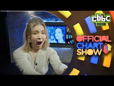 CBBC Official Chart Show Vlog - 2016 Music News!