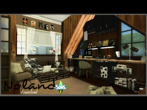 The Sims 4 : Noland : Download