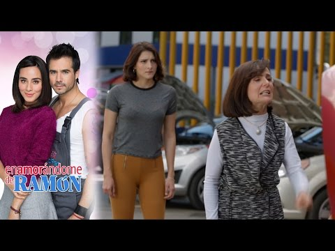 Hortensia, aferrada en arruinar a Ramón | Enamorándome de Ramón - Televisa