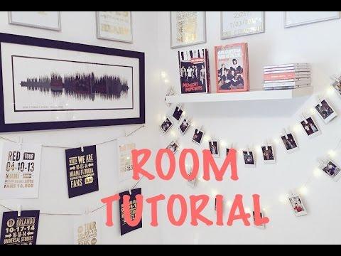 My New Room Tutorial