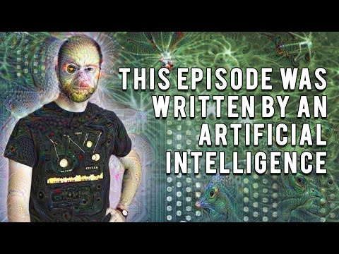 This Episode Was Written by An AI | Idea Channel | PBS Digital Studios