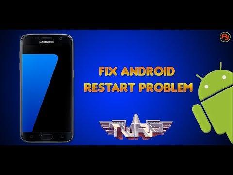 Fix automatic restart problem (Android)