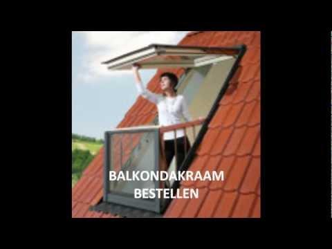 Fakro Balkon dakraam Galeria Arnhem|Nijmegen|Zeist|Venray