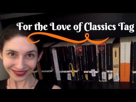 For the Love of Classics Tag