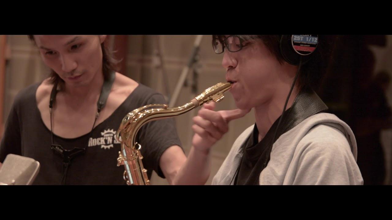 Tokyo Rock'n SAX/Boys,be alive MV