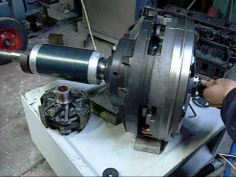 Scroll Air Motor from Scroll Compressor