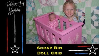 "Scrap Bin Challenge ""crib Of Scraps"""