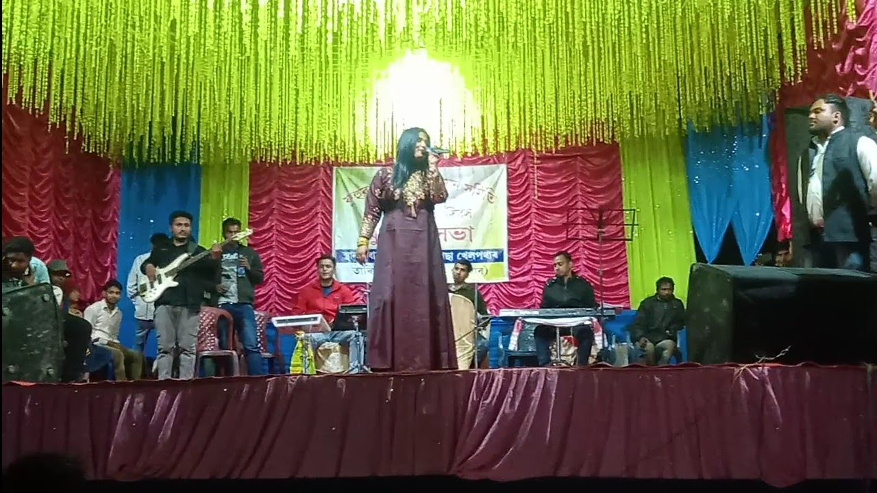 bangla song 2021|best bangla song|live program at sipajhar