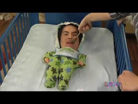 iCarly - What Baby Eating?