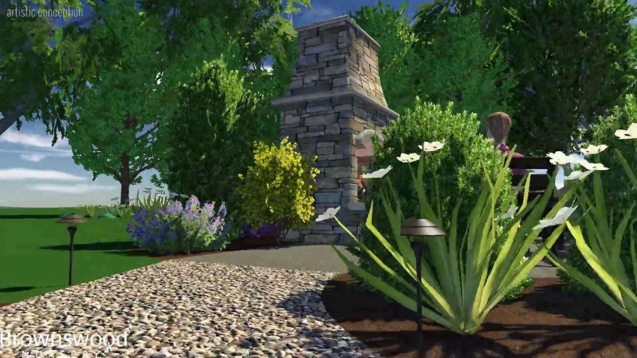 Landscape Design Brownswood Nursery
