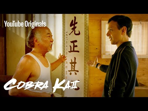 An OG from The Karate Kid makes a return | Cobra Kai