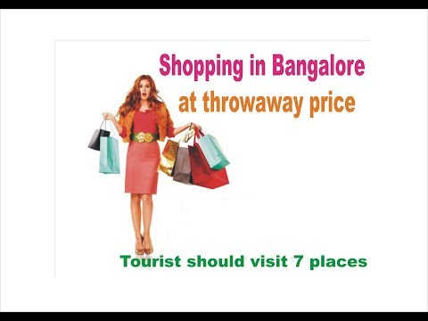 Shopping in Bangalore at throwaway price by Salaam Indian