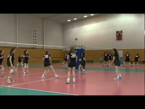 Volleyball at Brighton Secondary School