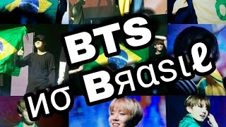 bts no brasil