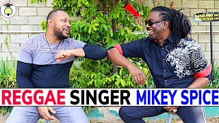 Singer MIKEY SPICE shares his STORY 🇯🇲
