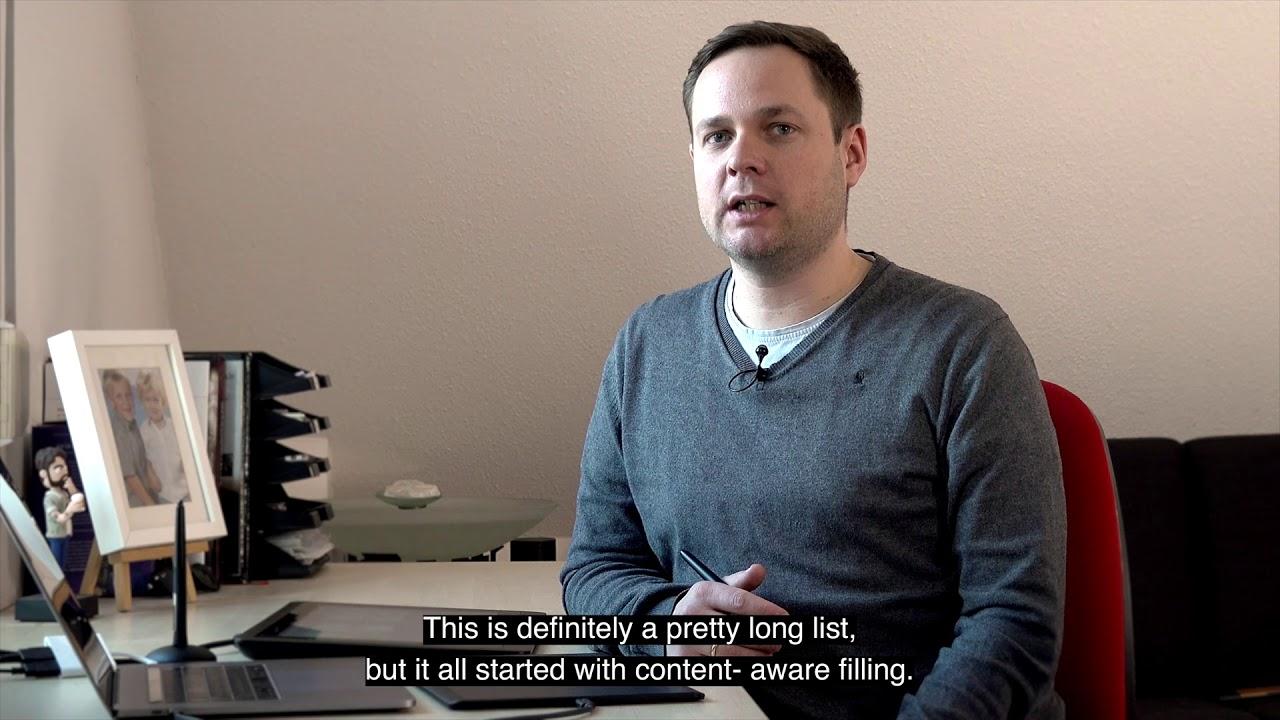 Professional Sven Brencher: Wacom Cintiq 16 & Intuos Pro Medium