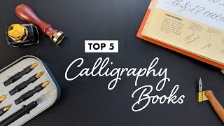 Top 5 CALLIGRAPHY BOOKS!
