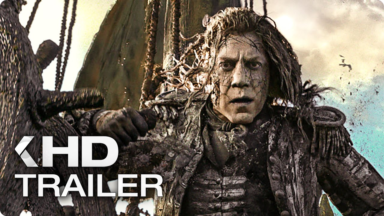 pirates of the caribbean 5 all trailer amp spots 2017