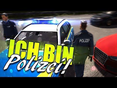 ICH BIN POLIZEI! - Autobahn Police Simulator 2 | Ranzratte1337