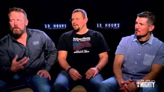 13 Hours: WATM interviews the real life heroes of Benghazi - Oz, Tig, & Tanto