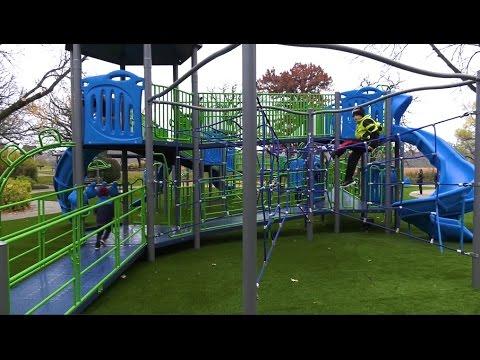 Agenda: Edina - Rosland Park Universal Playground - Early November 2016