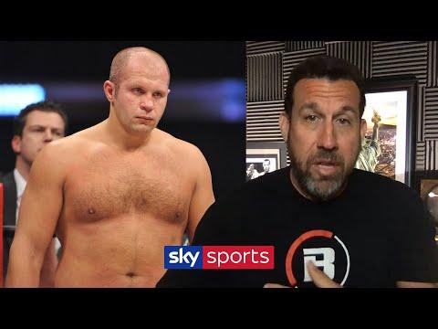 Why John McCarthy Believes Fedor Emelianenko Is The GREATEST MMA Heavyweight Of All Time 💪