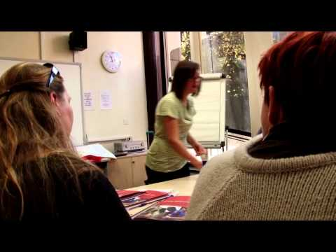 Why we need youth work... A Creative Communities Unit video