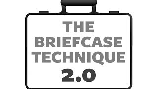 The Briefcase Technique 2.0, with Ramit Sethi