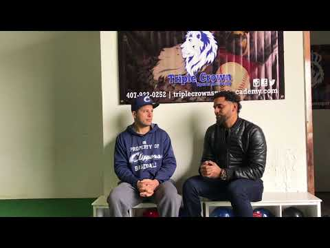 Talking Baseball with Danny Salazar of the Cleveland Indians