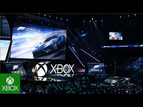 Forza Motorsport 6: Xbox E3 2015 Briefing