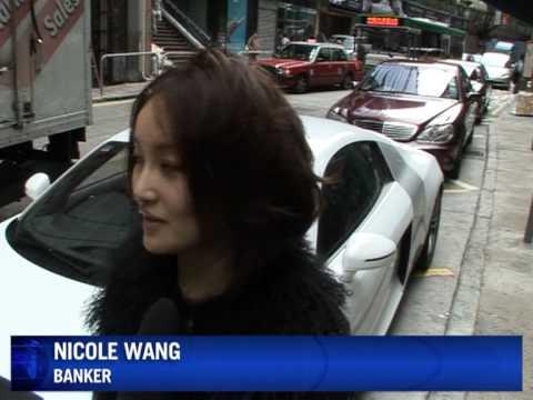 Hong Kong: Luxury cars in high demand