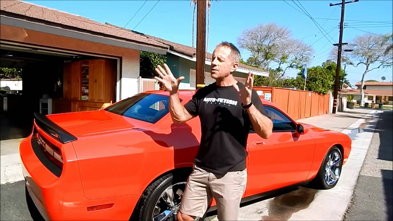 Auto Detailing Business Tips: Cautionary tips from Darren ...