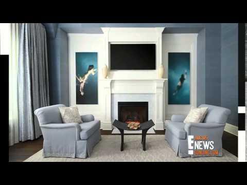 8.5.15 - E! News - Giuliana Rancic Shares Traditional Home Shoot Photos