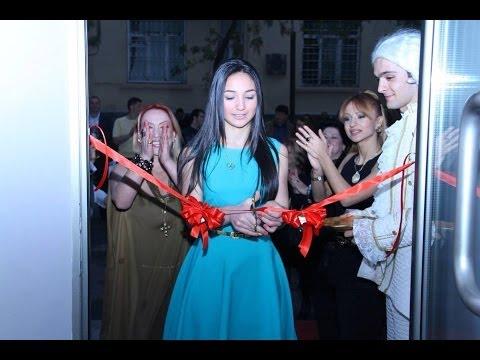 Официальное открытие салона красоты Pazzini в Ереване