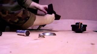 как правильно поставить ножи на триммер (мотокоса)