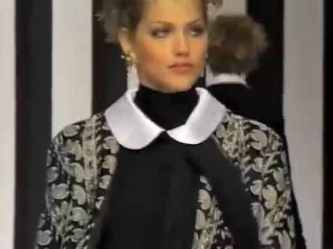Valentino Fall 1994 Fashion Show (full pt.1)