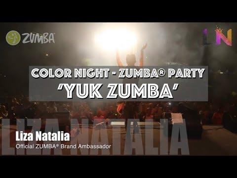 "Liza Natalia ZUMBA® Colour Night ""BP BATAM & GRAND i HOTEL"""