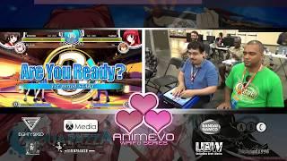 AnimEVO 2018 - Aquapazza: Aquaplus Dream Match - Tournament Top 8 (Timestamps in Description)
