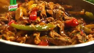 Przepis - Wieprzowina stir fry (przepisy kulinarne Przepisy.pl)