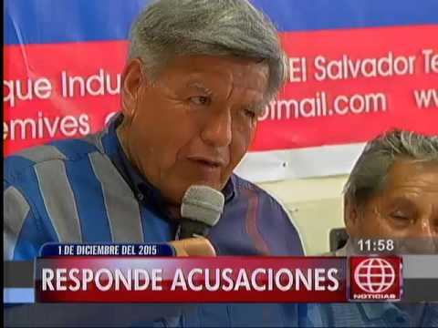 América Noticias: [TITULARES MEDIODIA 01/12/15]