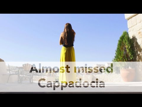 We Almost Missed Cappadocia!  ||  Travel Turkey