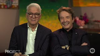 Steve Martin and Martin Short | The Project