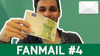 GELD IN DE POST!  Fanmail #4